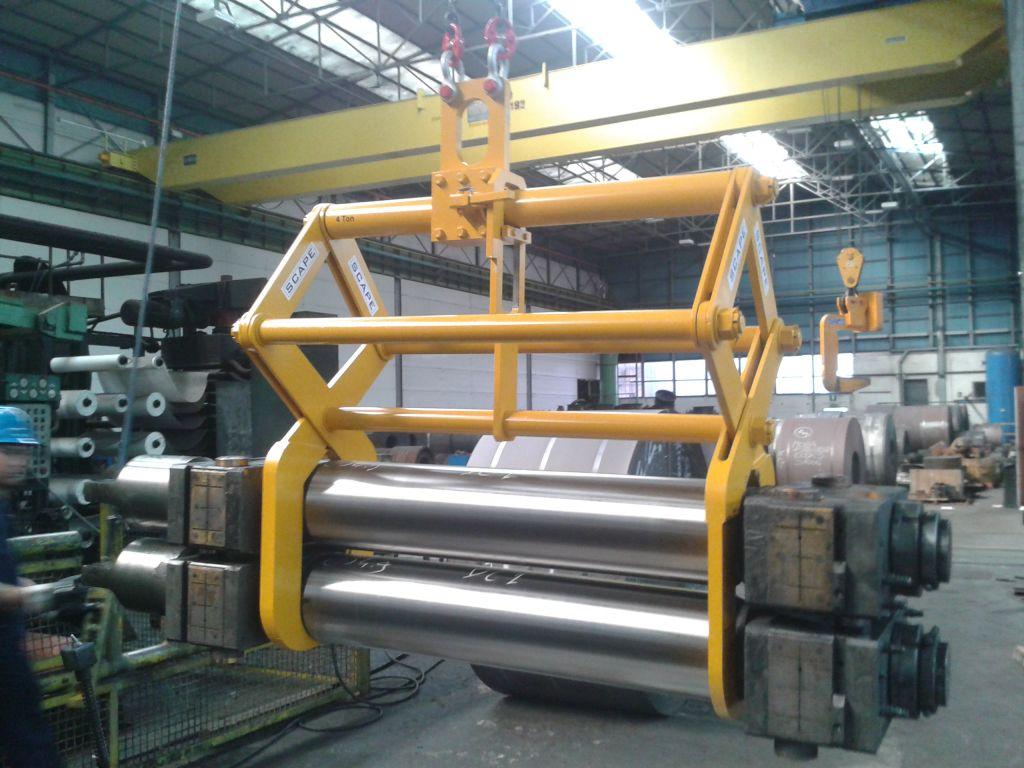 Impianti di movimentazione e stoccaggio dei materiali